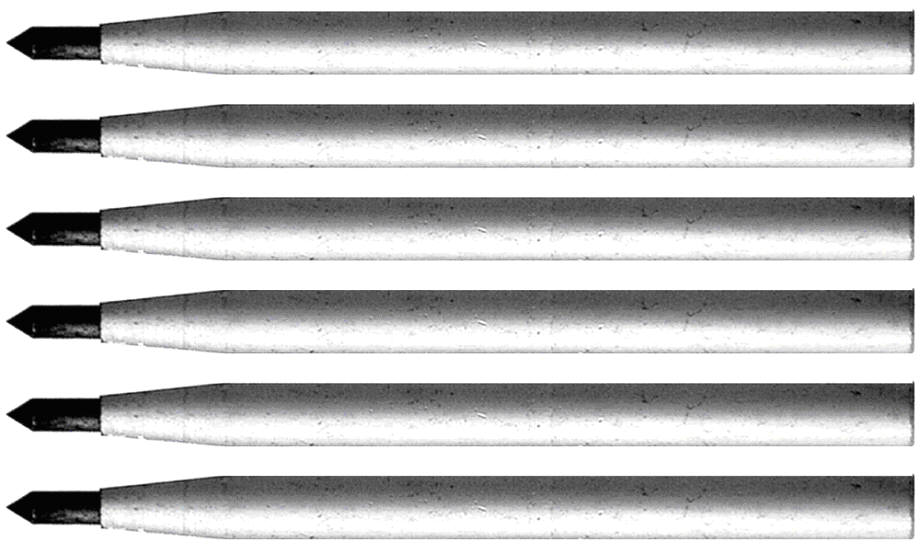REPLACEABLE POINT, PKG. OF 6